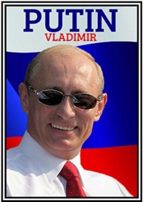 Matches. Putin Vladimir
