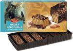 "Waffle cake ""Clumsy Teddy Bear"", 250g (Krasny Oktyabr (confectionery brand))"
