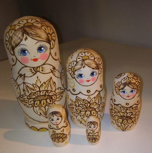 Maatuska Semenovskaja - Kukat, zhzhenka 5kpl