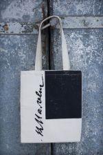 Tote bag Malevich's Black Square
