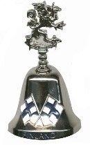 Metallic bell Finland - Suomi