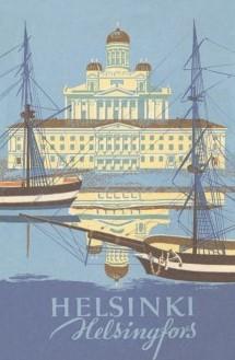 Postcard Helsinki: Cathedral