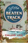 Postcard Off the Beaten Track 1928