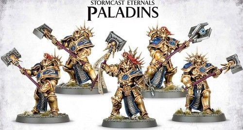 Stormcast Eternals Paladins GWSsce-13