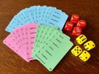 Russian Pronoun Dice and Workcards