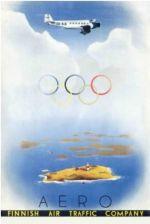 Postcard Aero - Archipelago