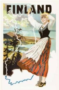 Postcard Koli