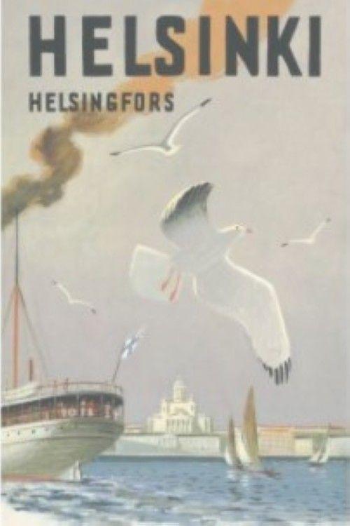 Postcard Helsinki - Sea Gull
