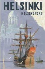 Открытка Helsinki - Sailing ship