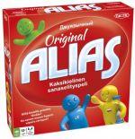Board game Alias Original. Bilingual Russian-Finnish for children