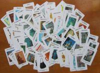 Счастливые семейства карточки 1. Happy Families Cards Pack 1