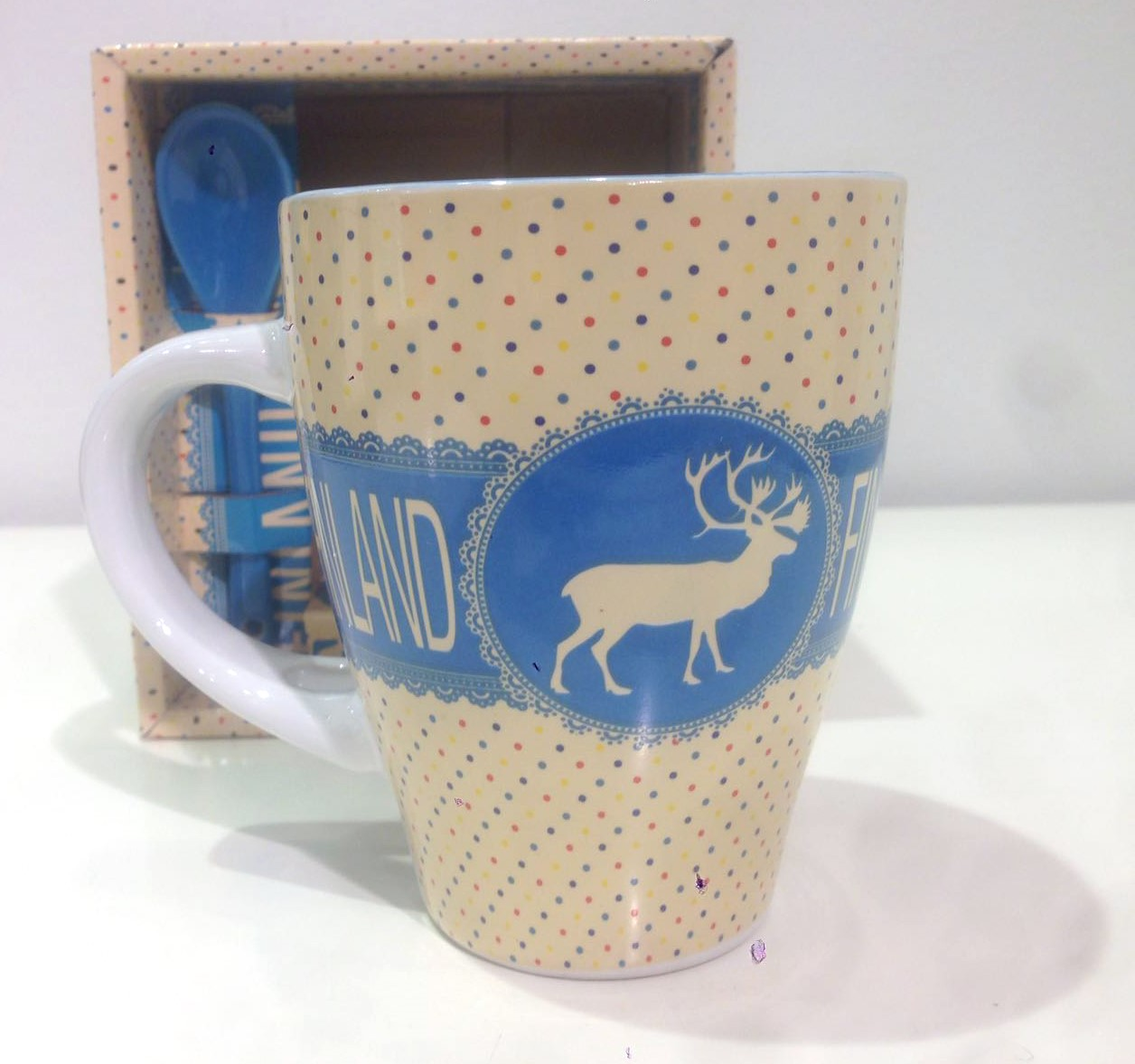 Mug Vintage Finland