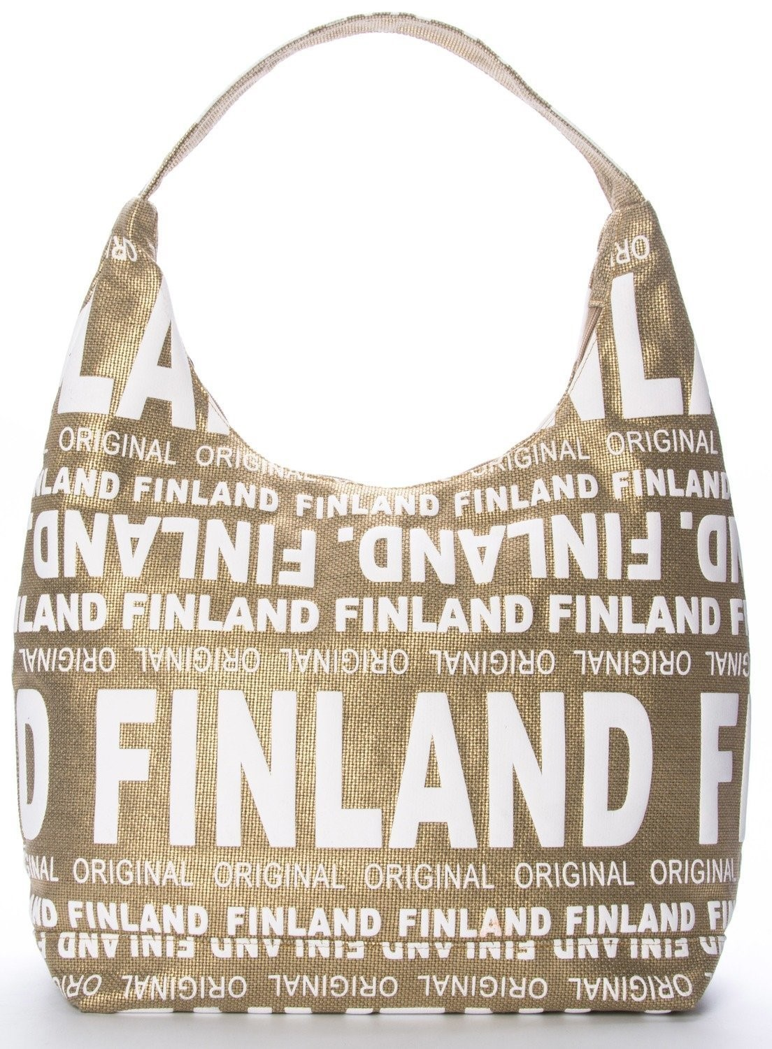 Сумка - City Bag Gold Finland