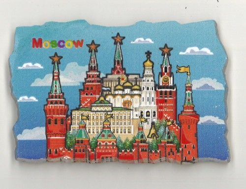 """Magnet """"Moscow"""""""