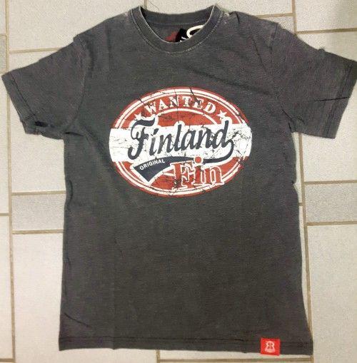 T-shirt Finland XXL