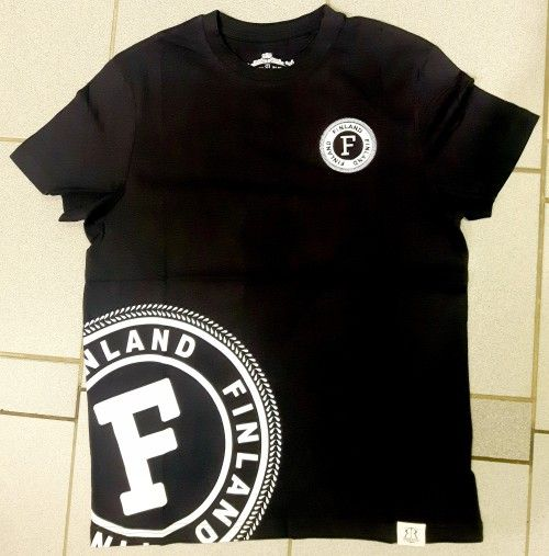 T-shirt (F) Finland S