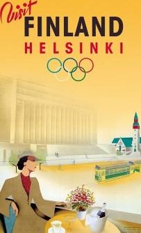 Postcard Visit Finland