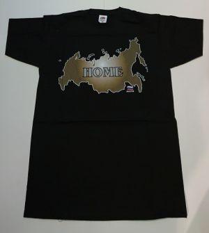 T-shirt - HOME Russia (map)