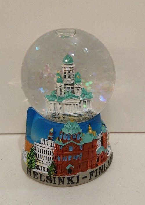 Snow globe - Helsinki (small)