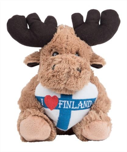 Soft toy Moose 24 cm