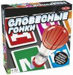 Board game Word Rush in Russian / Slovesnye gonki