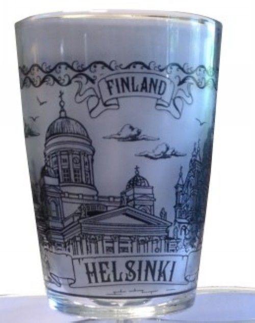 Glass Mug - Helsinki