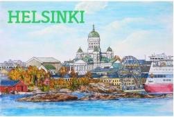 Magnet Helsinki Cathedral