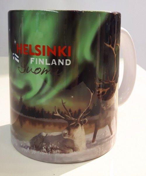 Mug - Helsinki Finland Suomi