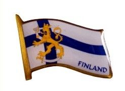 Значок - Флаг / Finland
