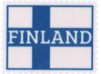 Термоаппликация Finland