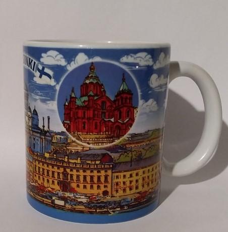 Mug Helsinki