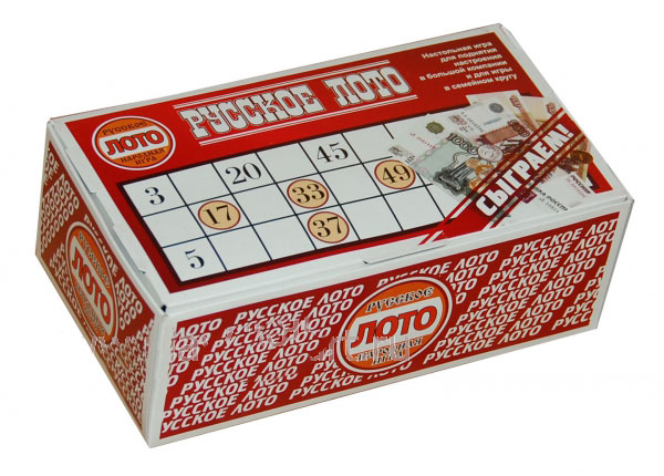 Russian Lotto