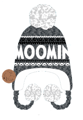 Winter hat MOOMIN14B