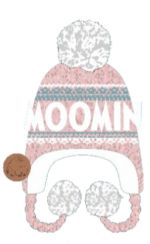 Winter hat MOOMIN14A