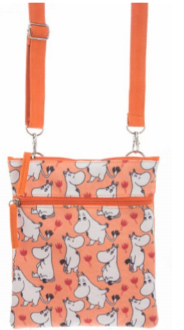 Bag- Multiple pockets / High quality lining - MOOMIN19B