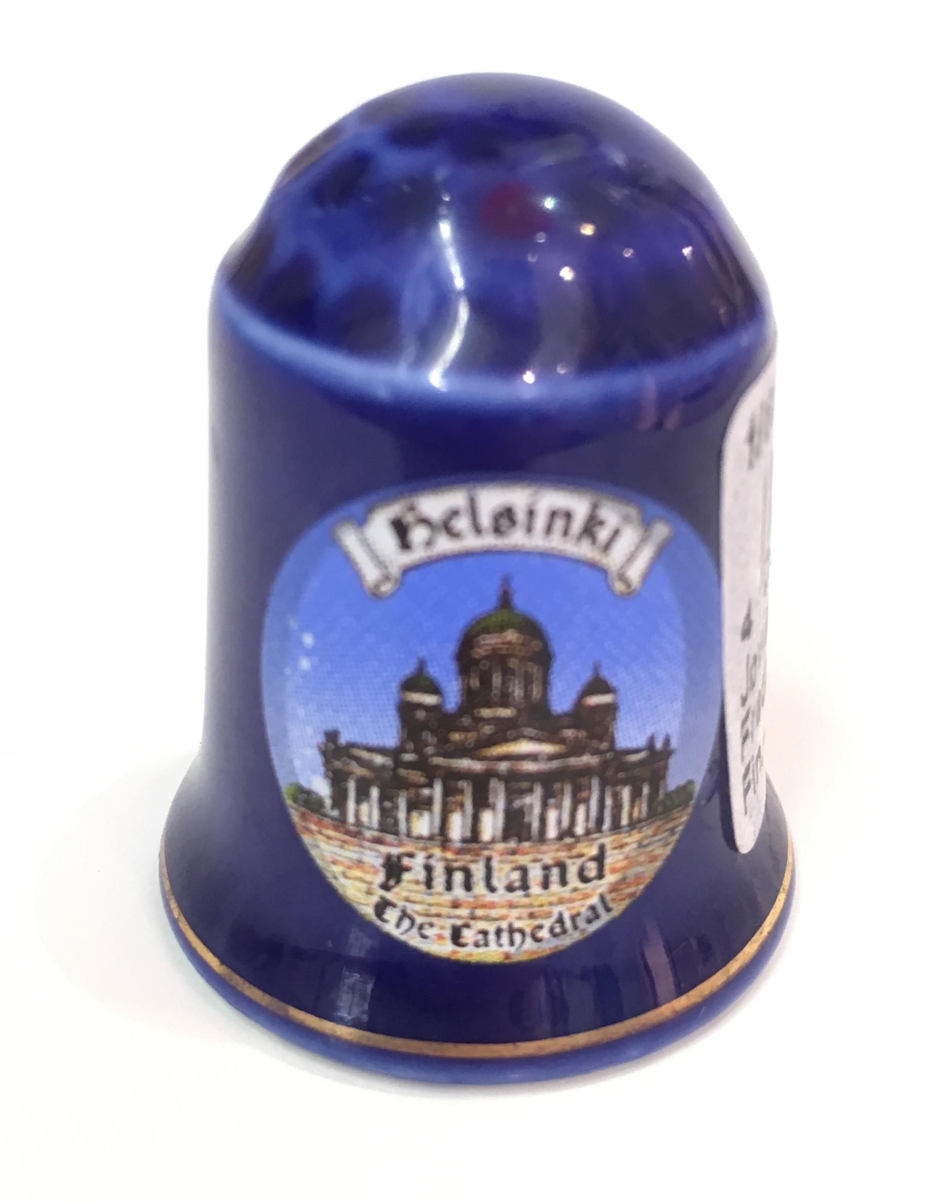 Thimble  Helsinki- Finland-Tuomiokirkko