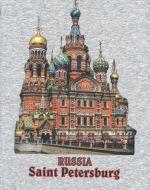 Futbolka /T-shirt Russia Saint Petersburg (