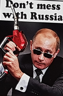 Спички. Don't mess with Russia