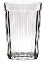Tea glass for glass-holder