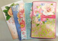 Happy Birthday! - 5-piece set of postcards