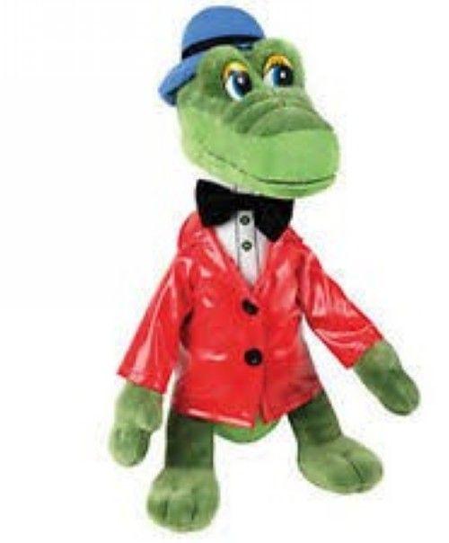 """Мягкая говорящая игрушка """"Крокодил Гена"""""""