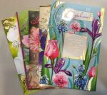 Congratulations! - 5-piece set of postcards