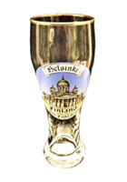 Souvenir beer glass 0.3 l - Helsinki Cathedral