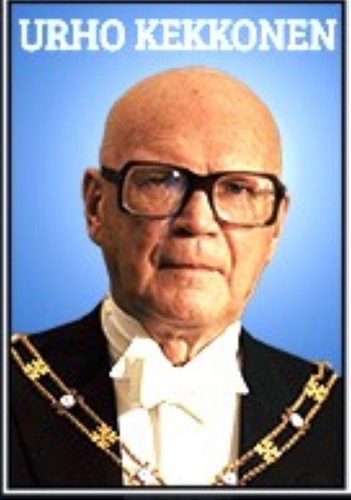 Matches. President of Finland - Urho Kekkonen