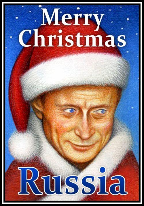 Спички. Merry Christmas, Russia