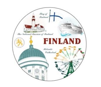 Магнит-открывашка: Finland, Helsinki