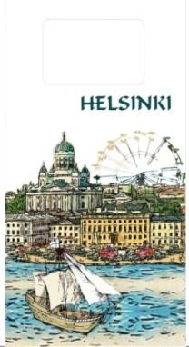 Магнит-открывашка: Helsinki