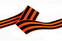 Georgievskaja lentochka 49 sm / The ribbon of Saint George 49 cm