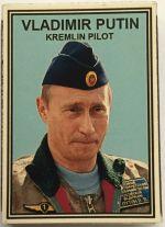 Tulitikut. Vladimir Putin kremlin pilot