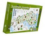 Suomen luonto palapeli (100 palaa)